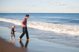 Show your kids how to destress