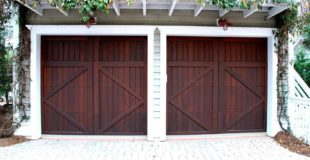 The Right Color Combination Of Garage Door And Your Exterior