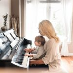 Top 4 reasons for teaching music to kids in their early childhood!